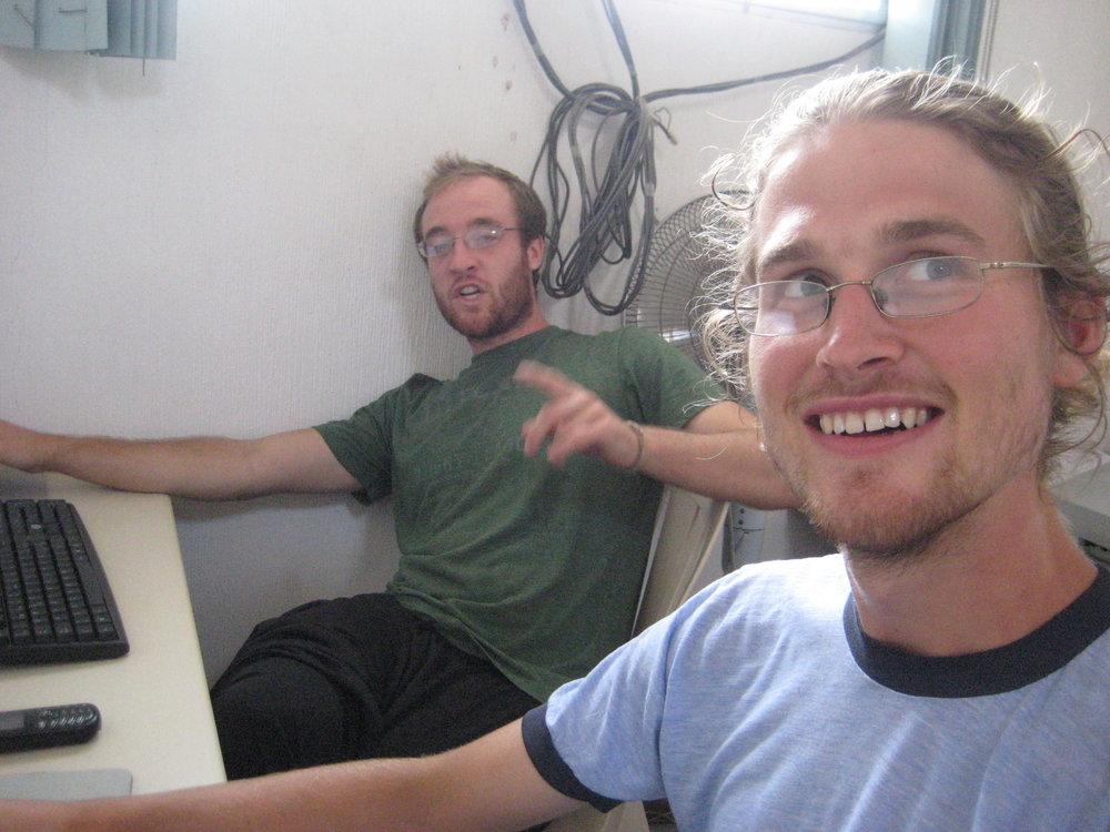BVC Esquipulas 2007 Michael Anderson and Liam Sperl (2).JPG