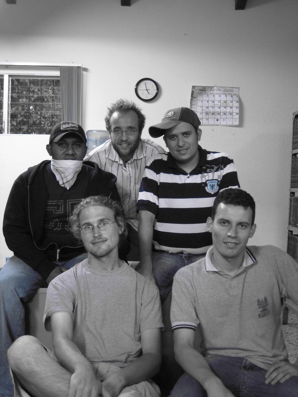 BVC Esquipulas 2007 Michael Anderson and Liam Sperl.JPG