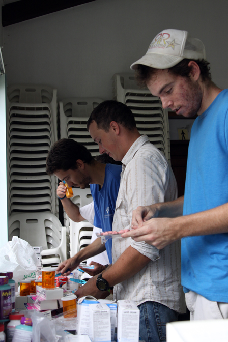 BVC Esquipulas 2009 Luke Ekelund Adam Sheldon medical mission.jpg