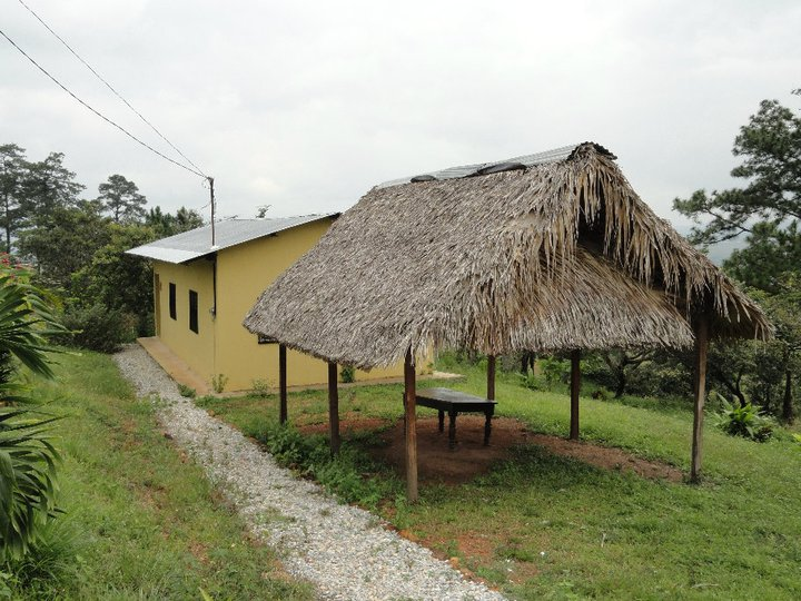 BVC Esquipulas 2010 bottle library with hut.jpg