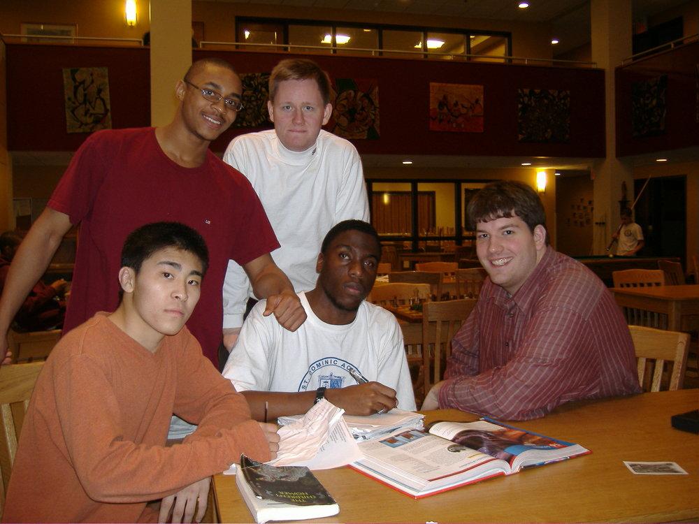 BVC Newark 2005 Michael Hahn Andy Dirksen.JPG