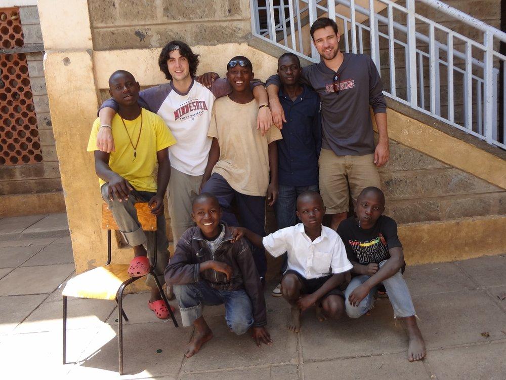 BVC Nairobi 2011 Grant Stevens and JD OConnell.jpg