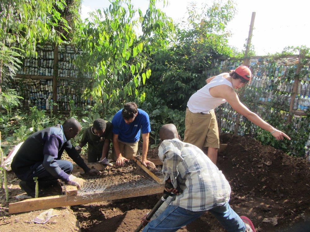 BVC Nairobi 2011 Grant Stevens in the Garden.jpg