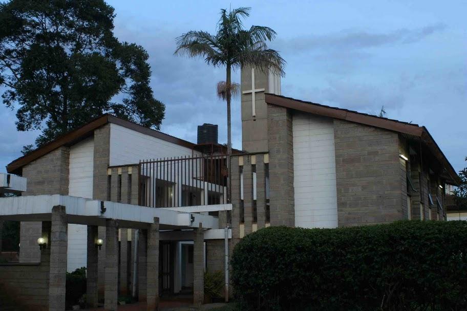 BVC Nairobi 2011 monastery building.jpg