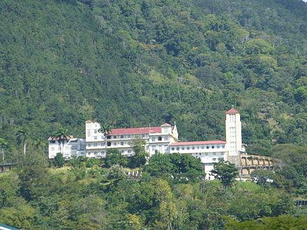 Mount Saint Benedict, Trinidad