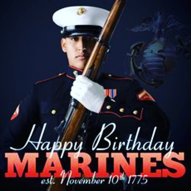 #happybirthday to all of our #marines ! 🇺🇸 Thank you for your #service ! #america #marinelife #marinecorp #proudtobeanamerican