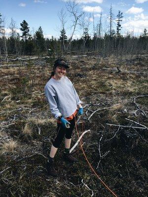 Dirtbag Diaries My Rookie Season Of Treeplanting Madeline Kruschke