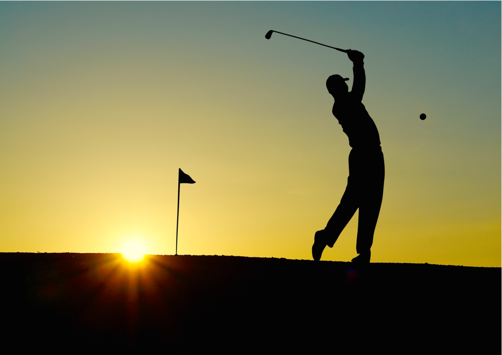 golf-sunset-sport-golfer.png