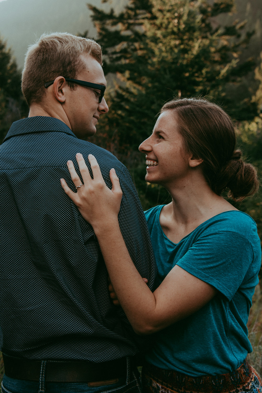 Sagebrush Studio Photography Engagement Sessions