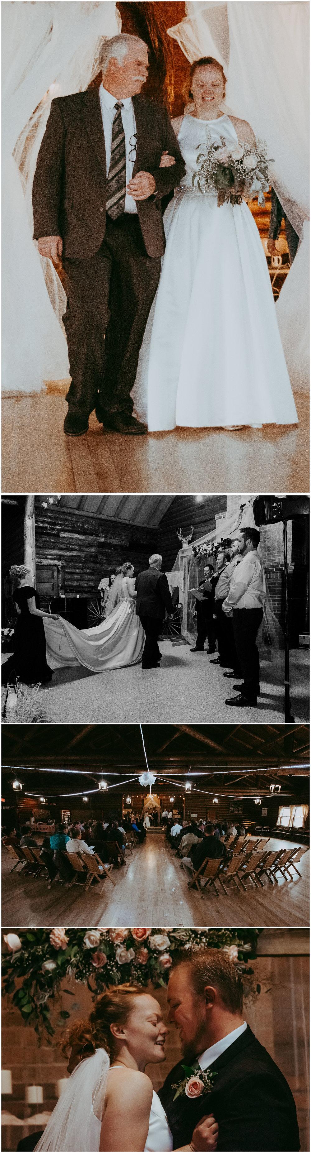 Chet and Angela wedding. Sagebrush Studio Photography, Montana.