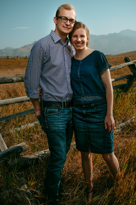 Tim & Marissa