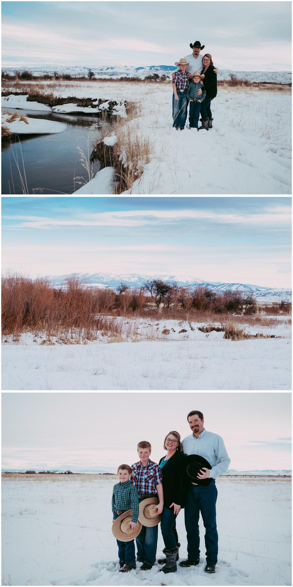 Cowboys & Snowballs