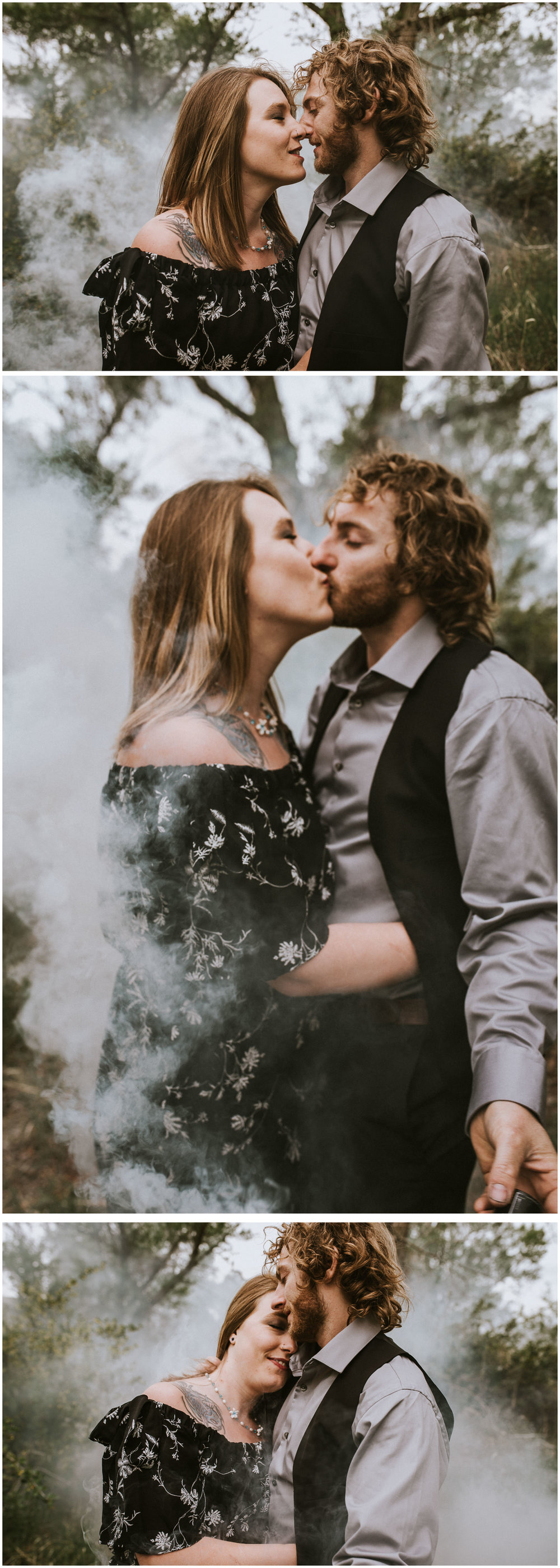 Creative Engagement Session. Shelby, Montana. Sagebrush Studio Photography.