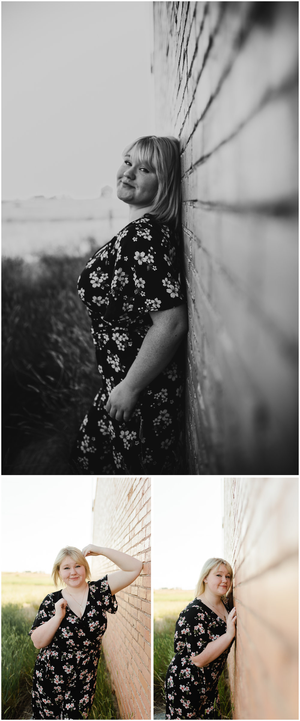 Senior Session Packed With Personality. Shelby Montana Photographer.
