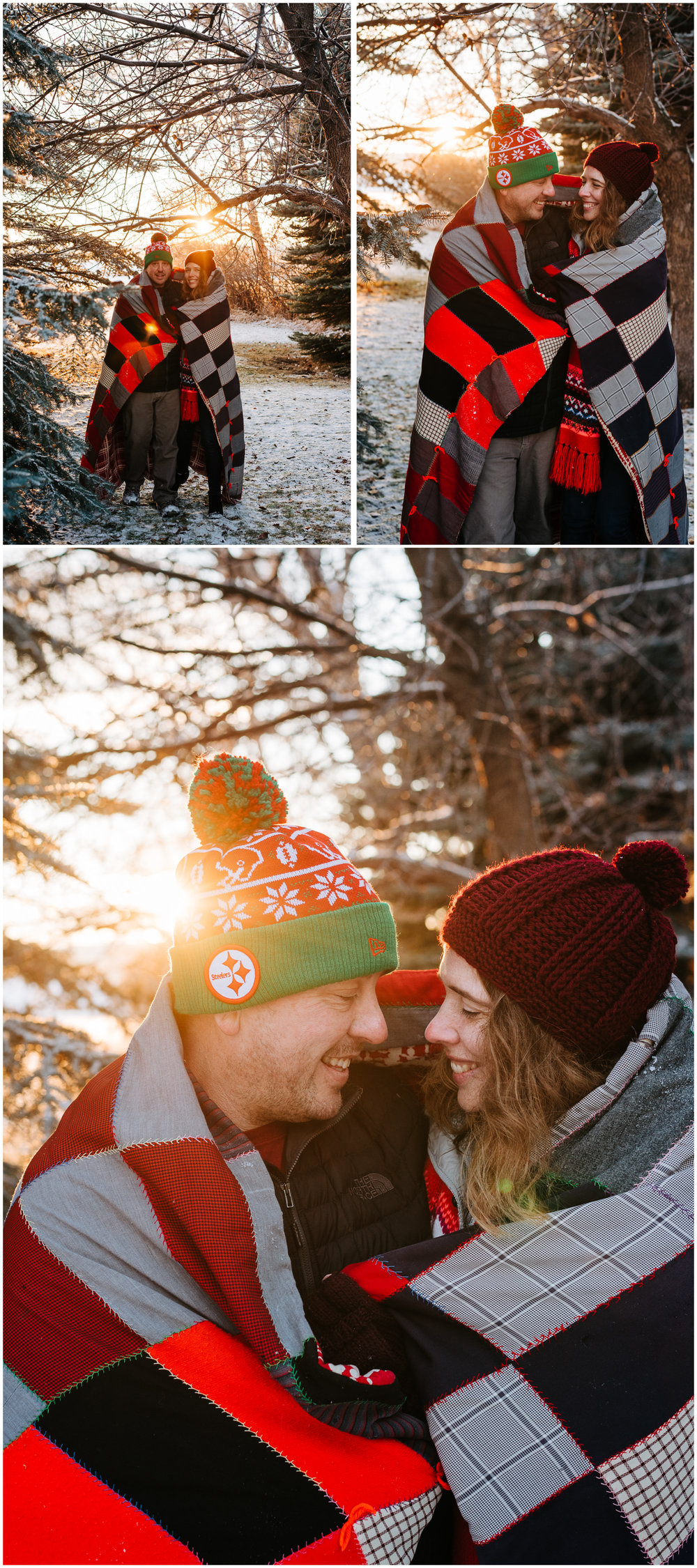 Winter Wonderland Family Session