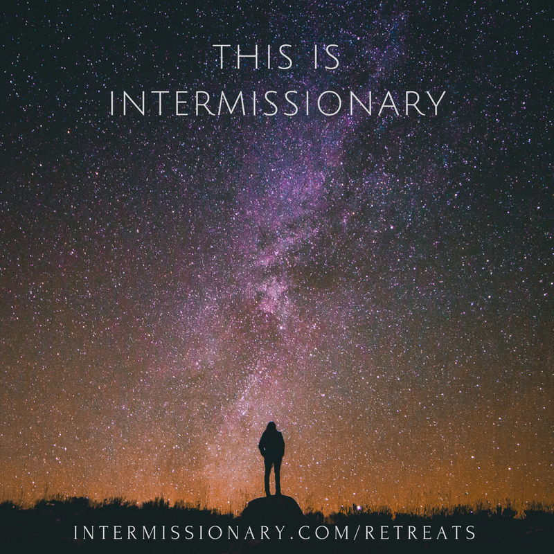 This is Intermissionary - Meditate