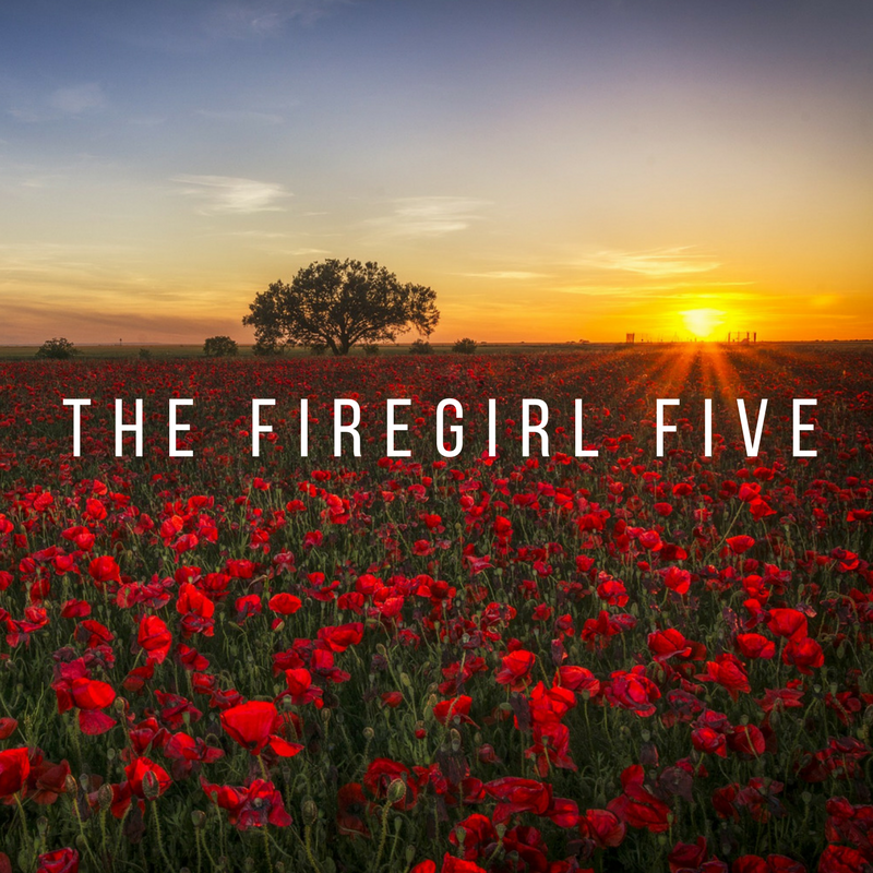 The Firegirl Five