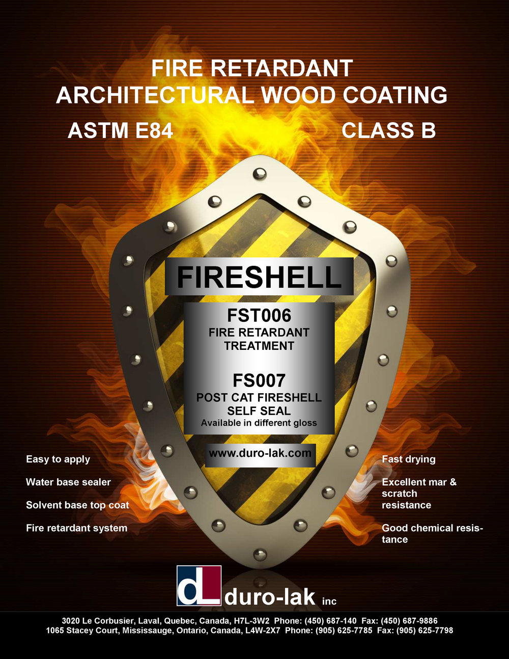 FireShell Brochure