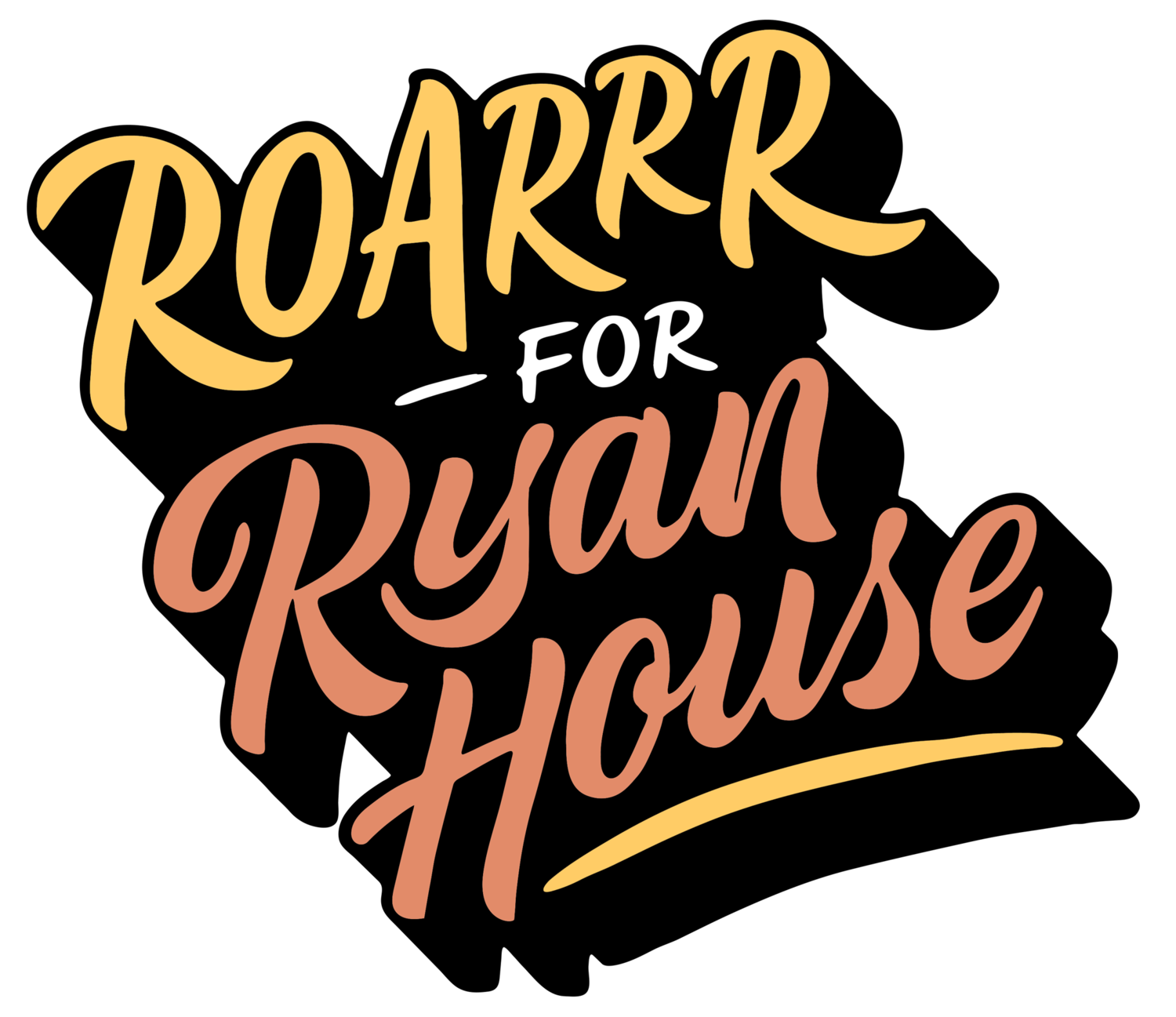 Roarrr for Ryan House
