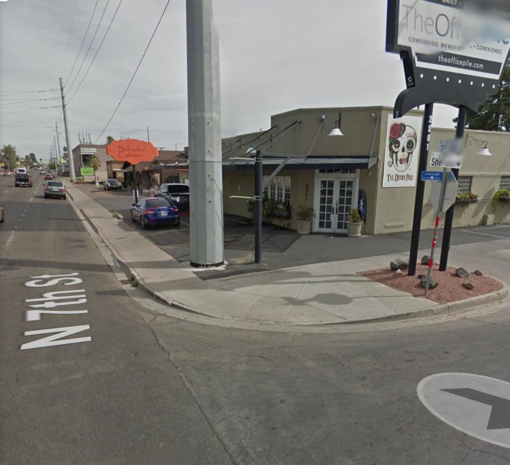 N 7th St & E Sheridan St, Phoenix, AZ 85004