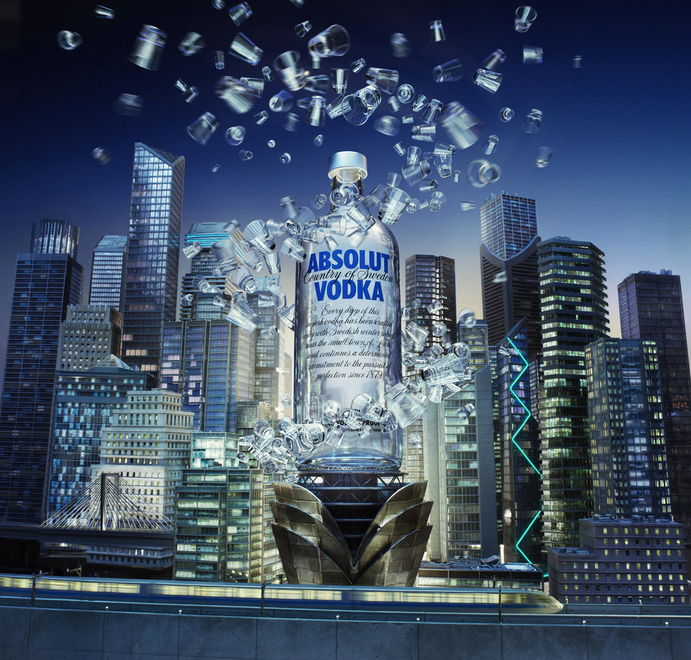 AGENCY-TBWA\CHIAT\DAY > ART DIRECTOR-DENIZ MARLALI > PHOTOGRAPHY-ERIK ALMAS > CLIENT-ABSOLUT  CGI AND CREATIVE IMAGING MIX