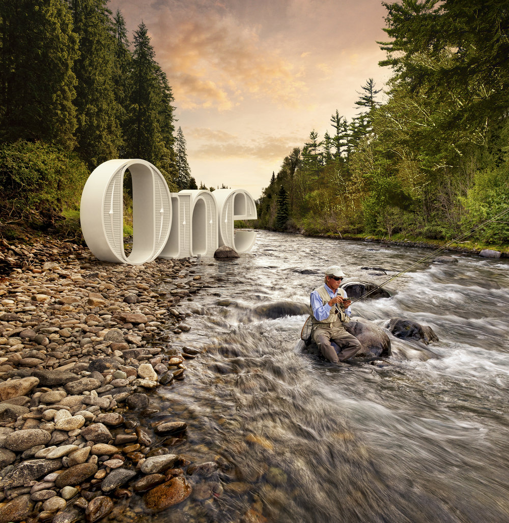 AGENCY- KARSH HAGAN  > ART DIRECTOR-DAVE MARKES > PHOTOGRAPHY-STOCK > CLIENT-BANK OF COLORADO  CGI AND CREATIVE IMAGING MIX