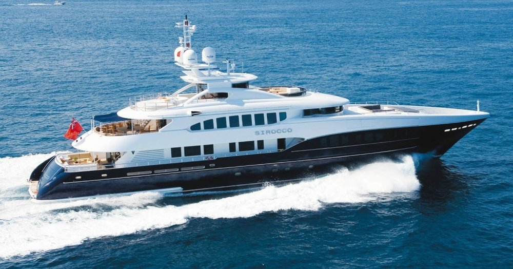 Is there anything more entertaining than a Bravo reality show? Photo Credit: YachtCharterFleet