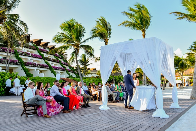 Our Wedding, Grand Velas Riviera Maya, Mexico, May 2016