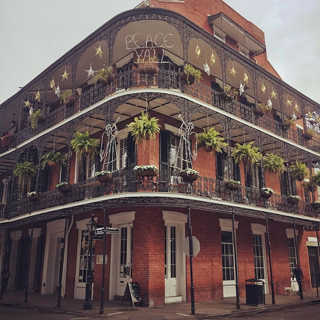 "You know a place is just that ""good"" when you're planning your return trip during your flight home. Until next time, NOLA 😘 #peaceyall #neworleans #frenchquarter #nola #bigeasy #destinationluxetravel #clevelandtravelagent"