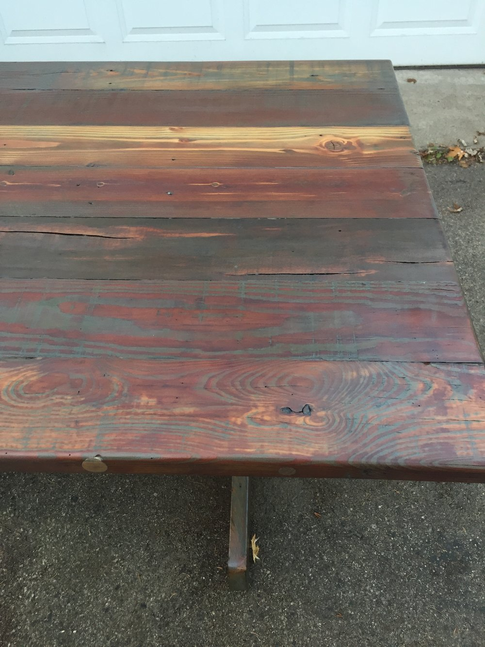 Farmhouse Table Stain