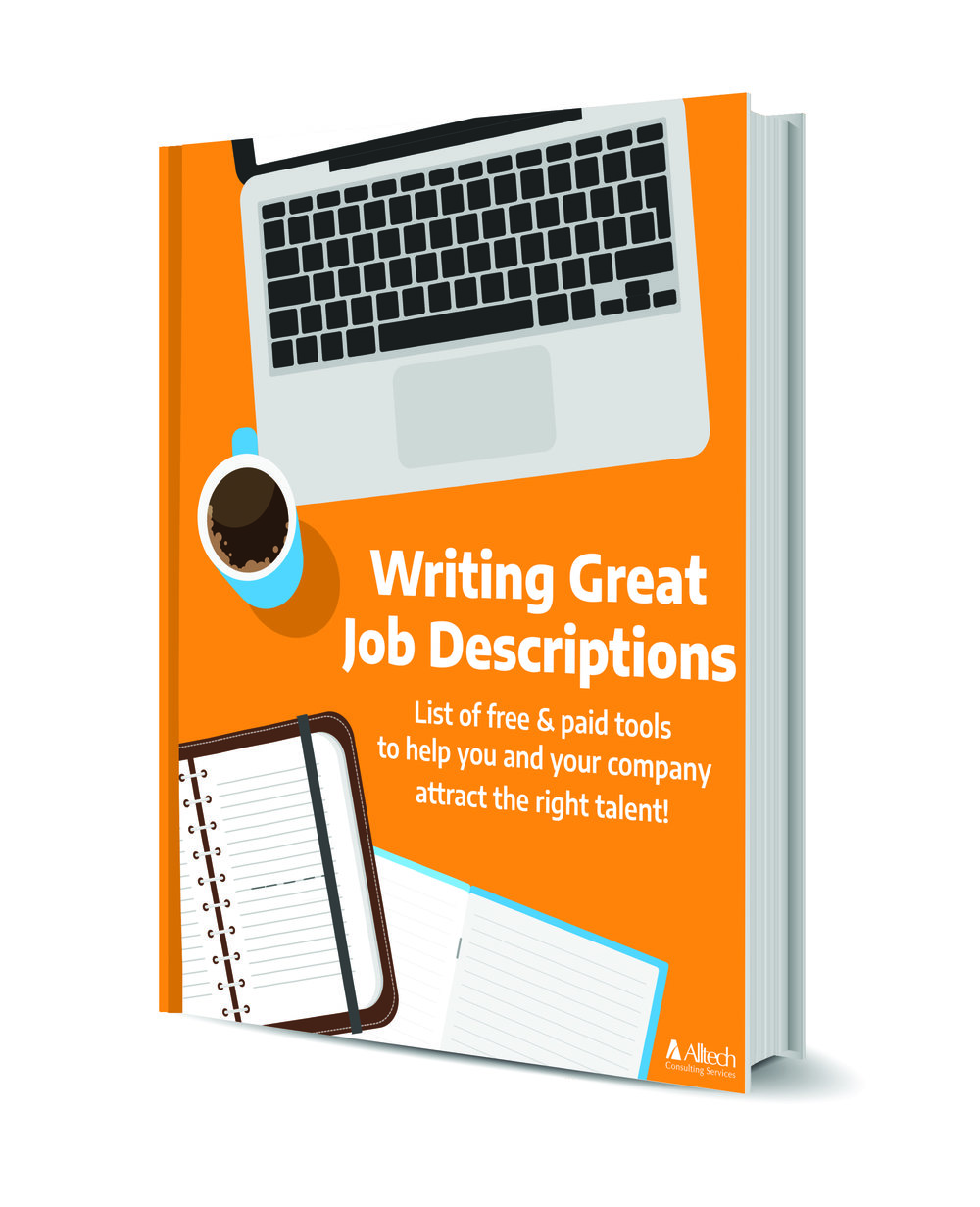 Writing Great Job Descriptions - List of free and paid tools to help you and your company attract the right talent.