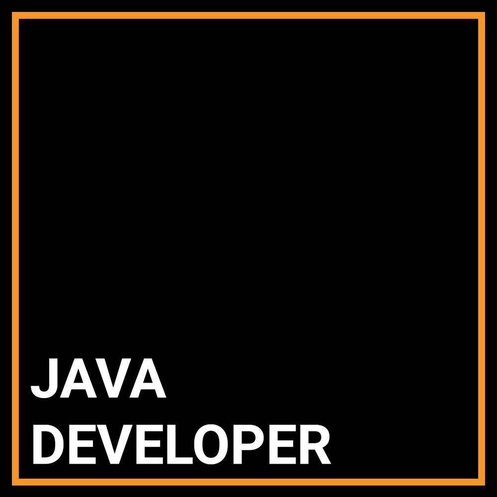 Java Developer - New York, NY