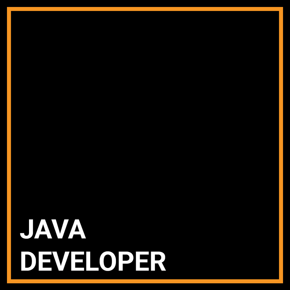 Java Developer - New York, New York