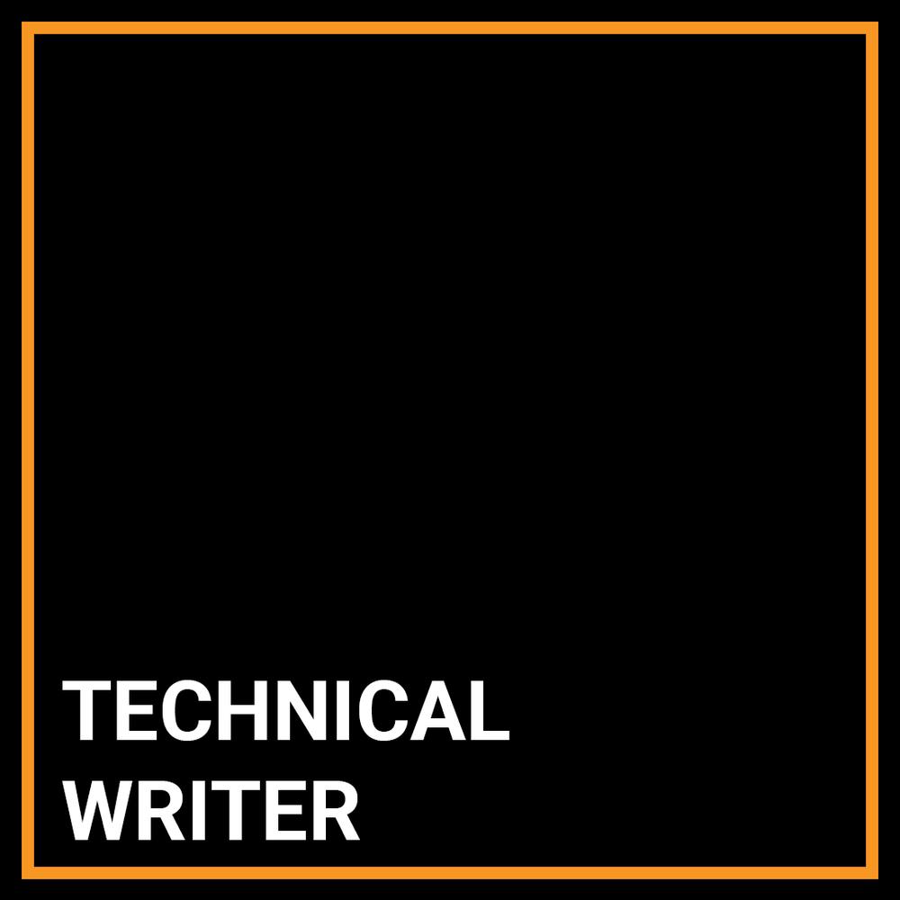 Technical Writer - San Francisco, California