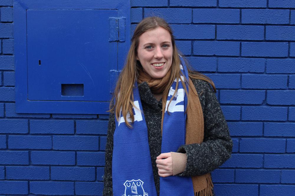 Everton Female Football Fan - This Fan Girl