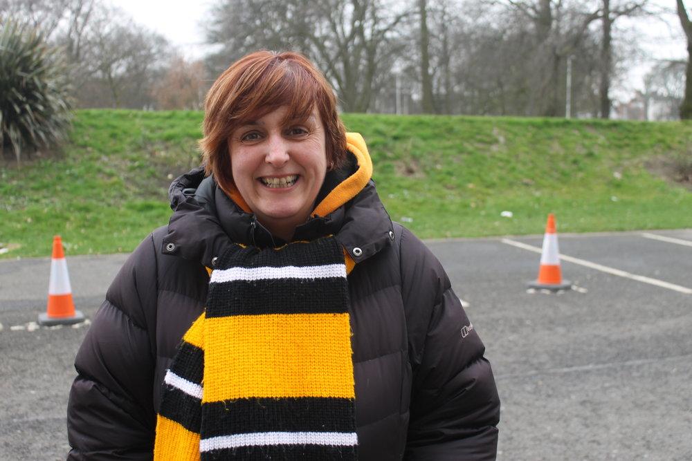 Hull Female Football Fan - This Fan Girl