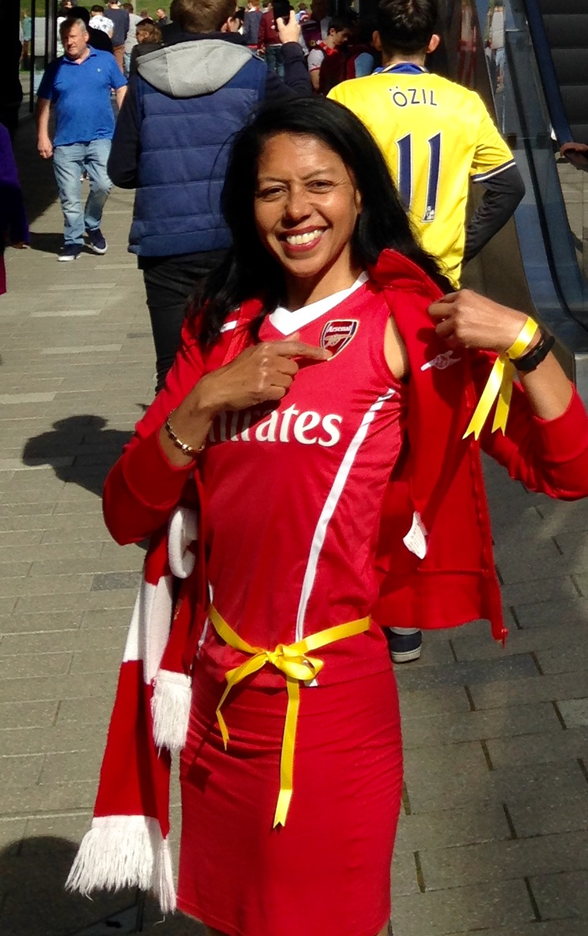 Ruby Dixon - Arsenal FC