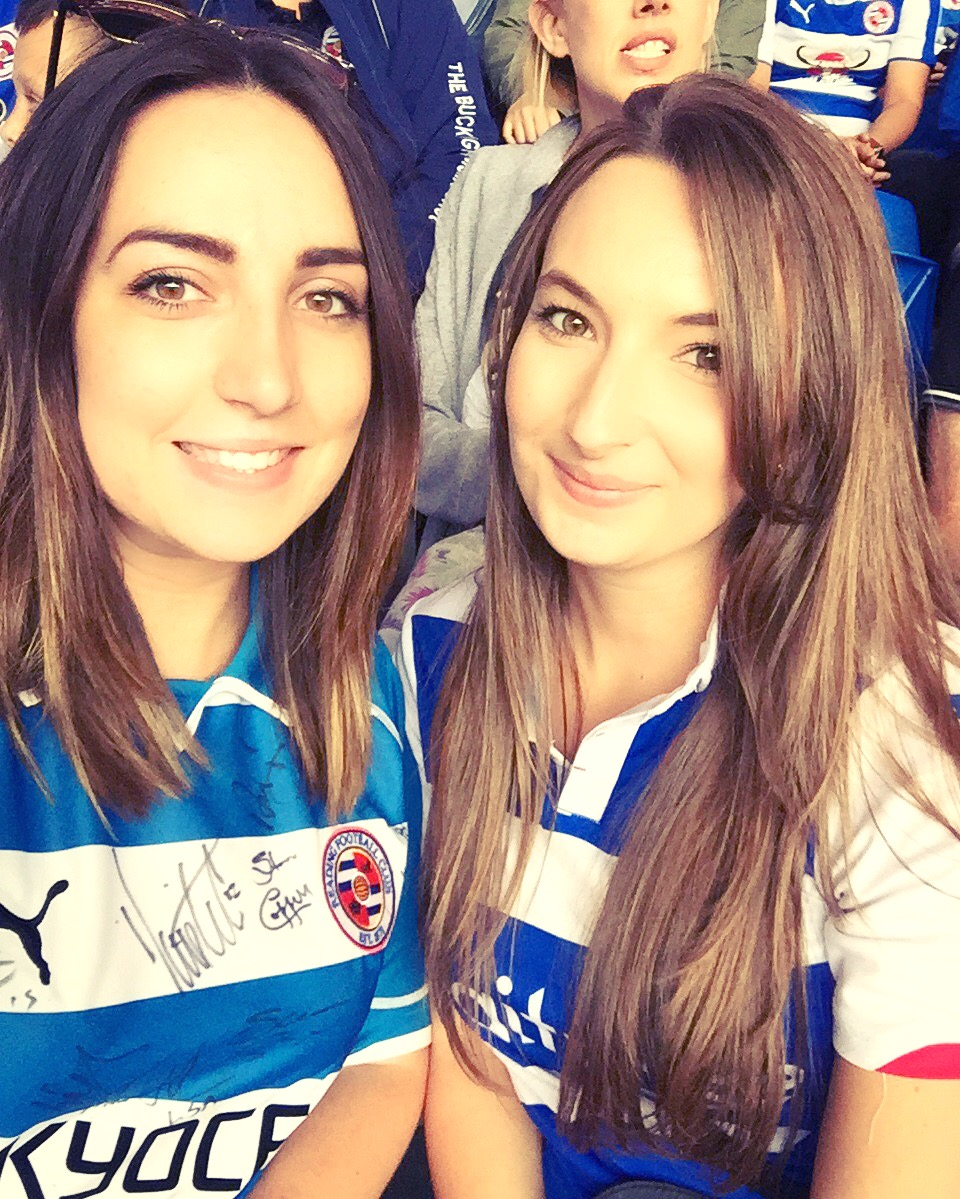 Pippa Rouse - Reading FC