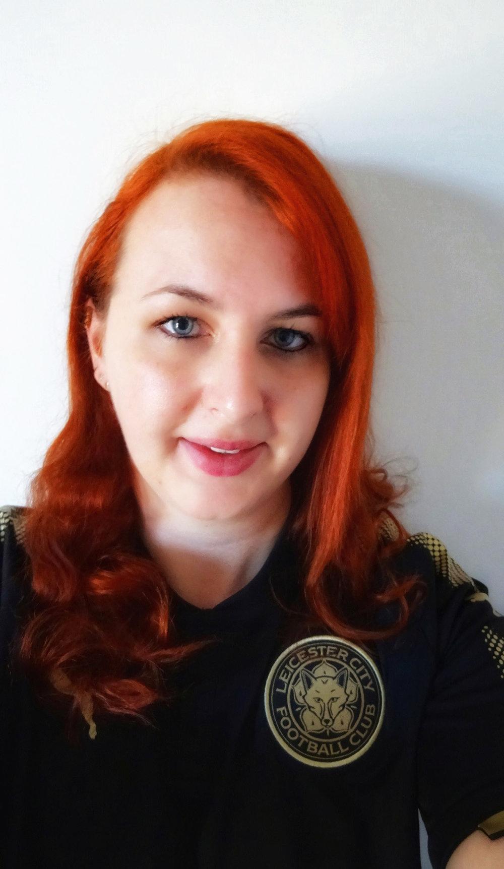 Jessica Hardy - LCFC