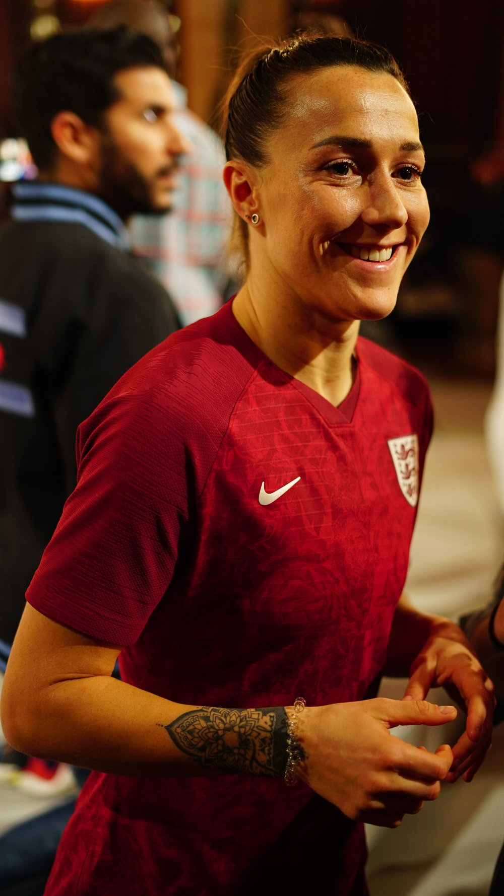 Lucy Bronze, by This Fan Girl