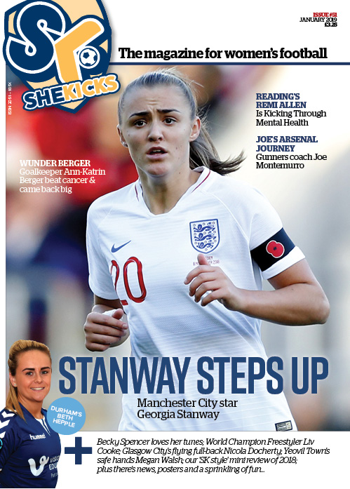 She Kicks Magazine
