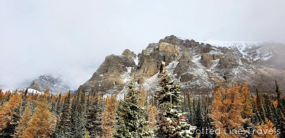 Larch Valley Banff