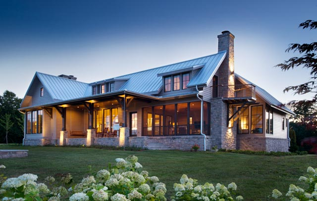 Luxury Custom Farmhouse