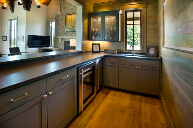 Luxury Country Farmhouse Kitchenette