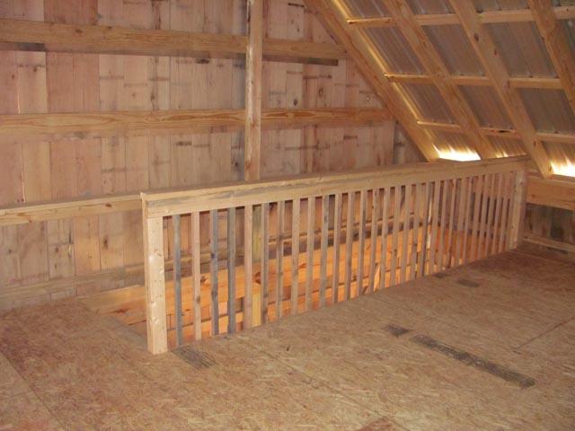 Custom Barn