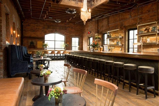 Nashville Restaurant - Geist