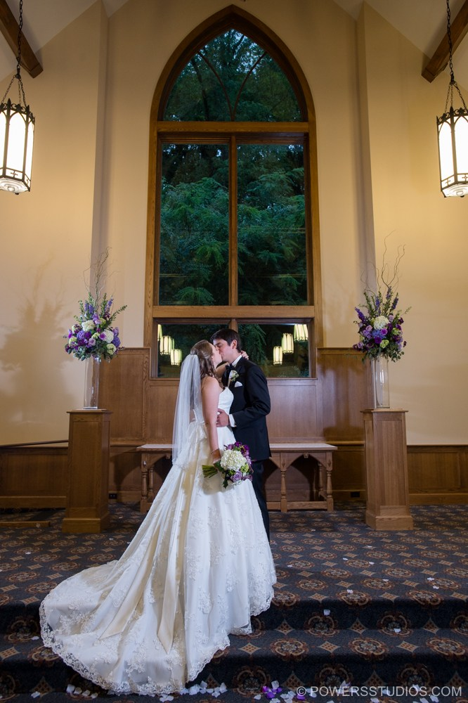 lushfloraldesignpdx.com | Weddings at The Abernathy Chapel and Ballroom in Portland Oregon | Powers Studios Photography | Lush Floral Design