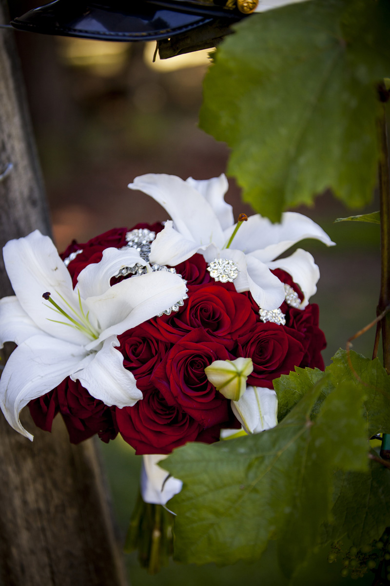 Lush Floral Design in Portland Oregon | The Reserve Golf Club Weddings