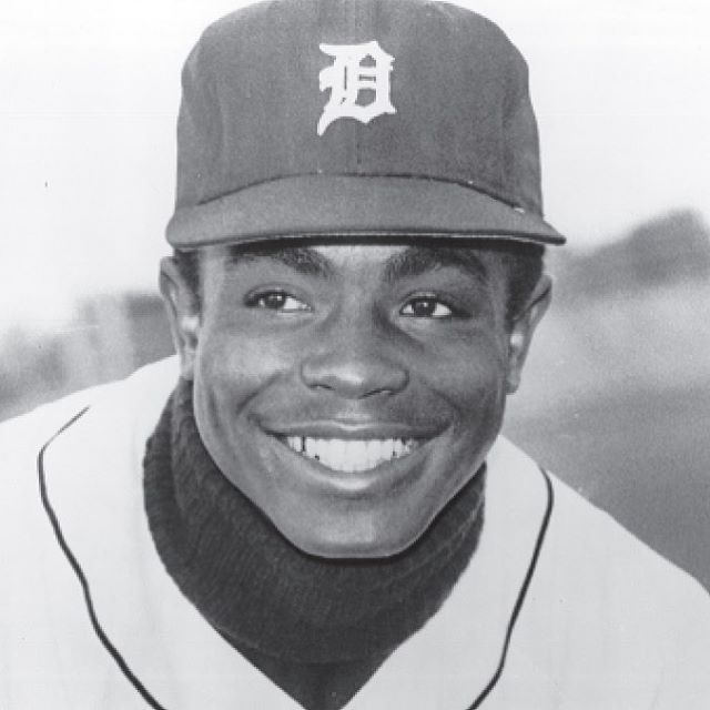 """Barbaro Garbey left behind the world he knew in Cuba for the chance to shine on the diamond in America."" To read more about Barbaro and his immigration story, click the link in our bio! #theamericanimmigrant #iamanimmigrant #ElevatePublishing #detriottigers"