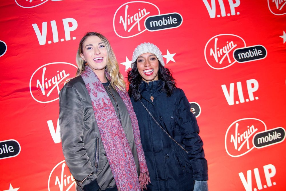 Photo from Virgin Mobile  Facebook Page